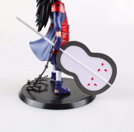 Action Figure Madara Uchiha Xtra Version Rinnegan Naruto