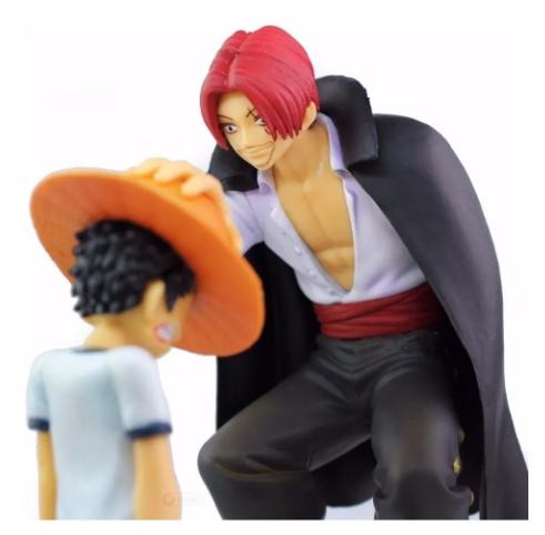 Action Figure One Piece Memories Shanks + Luffy Ichiban Kuji