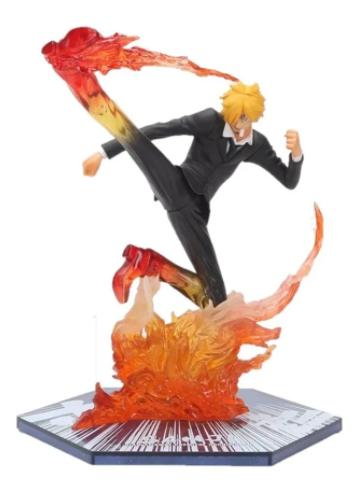 Action Figure One Piece Sanji Diable Jambe Figuarts