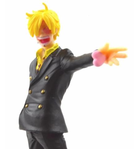 Action Figure One Piece Sanji Figuarts New World Dead Alive