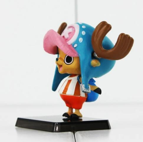 Action Figure One Piece Tony Tony Chopper Figuarts New World