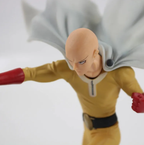 Action Figure One Punch Man Saitama Dxf Figure