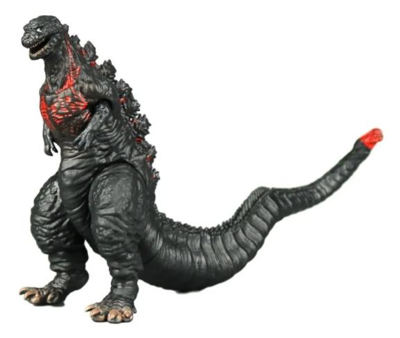 Action Figure Shin Godzilla Collectible 16x28cm