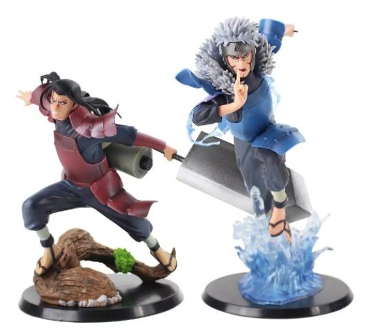 Action Figure Tobirama Senju Xtra 16 Naruto