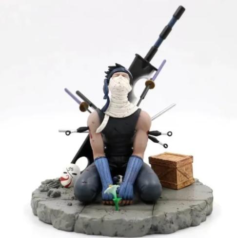 Action Figure Zabuza Momochi Collectible Gk Series Naruto