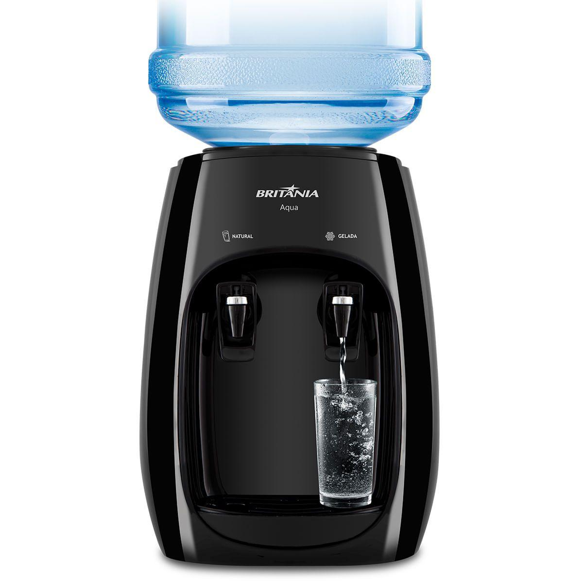 Bebedouro Britânia Aqua BBE01PF - Bivolt - Preto
