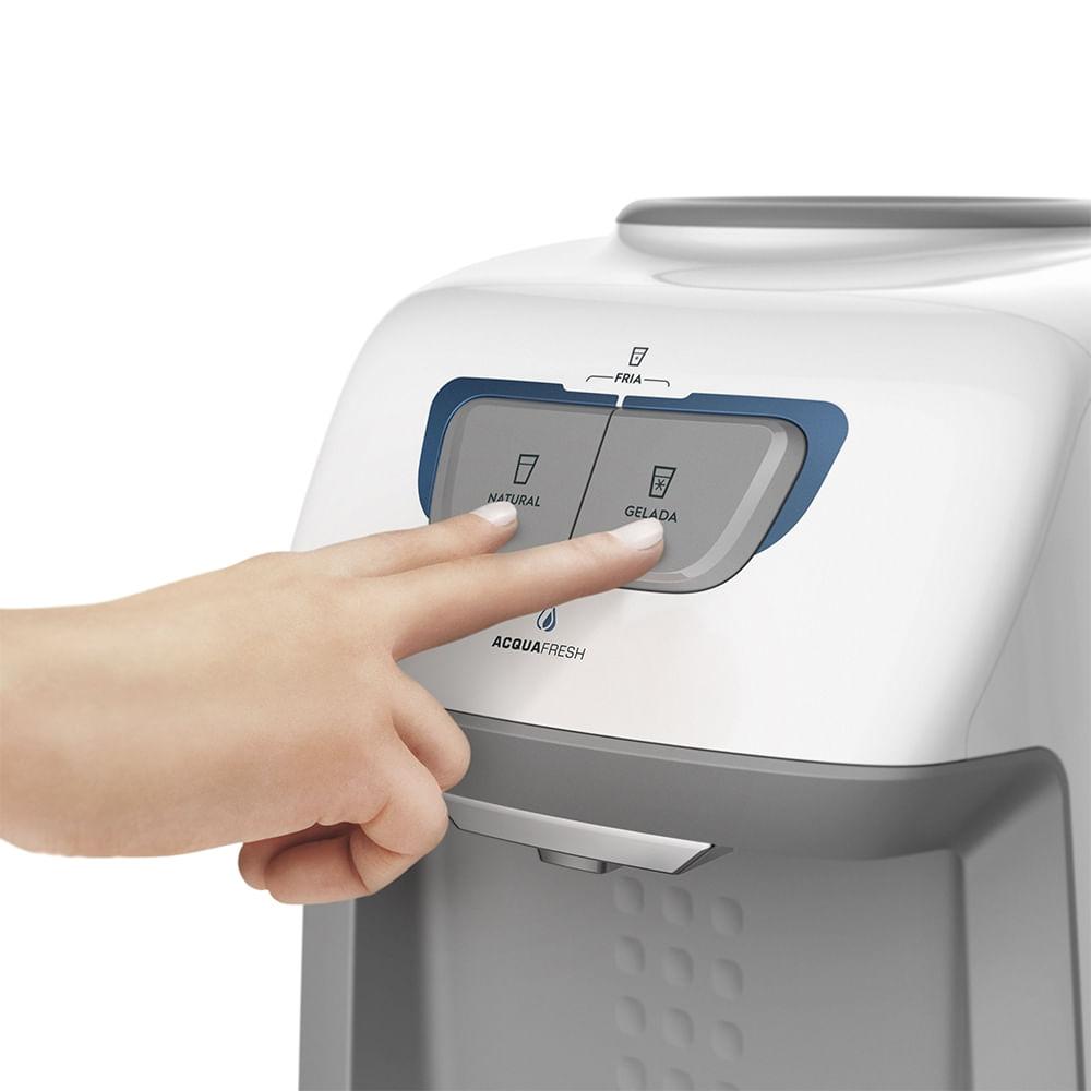 Bebedouro de Água Eletrônico Branco (BE11B) - Bivolt