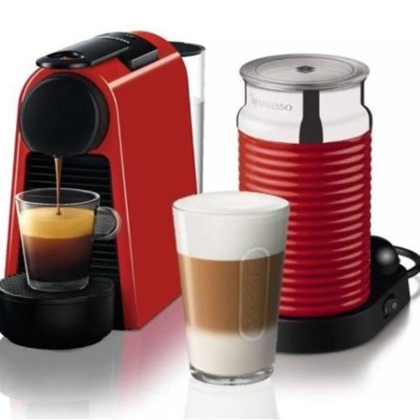 Cafeteira Nespresso Essenza Mini & Aeroccino 3