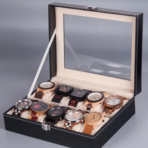 Caixa Expositora para 10 Relógios - Bobo Bird
