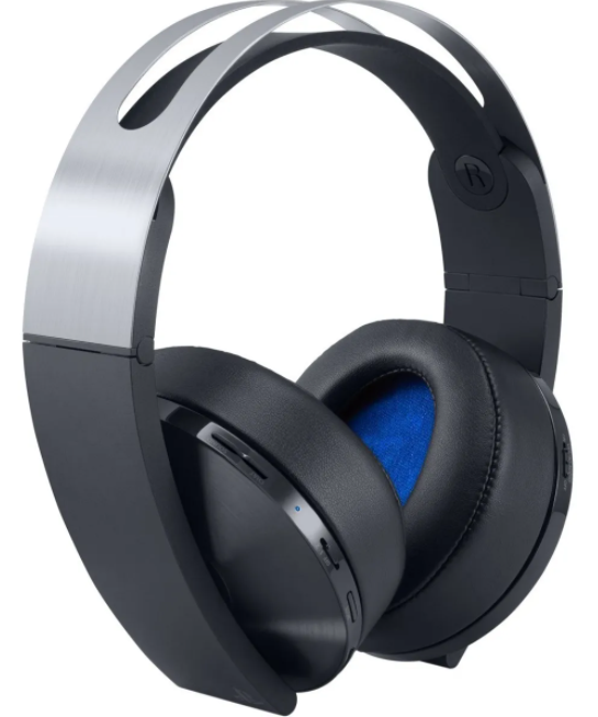 Fone De Ouvido Ps4 Premium Wireless 7.1 3d Audio 50mm Driver