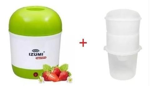 Iogurteira Elétrica Iogurte Natural 1 L Bivolt + Dessorador