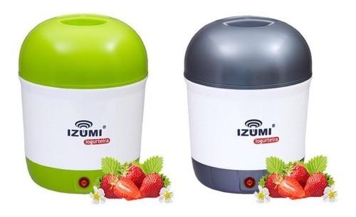 Iogurteira Elétrica Izumi Faz 1 Litro Bivolt