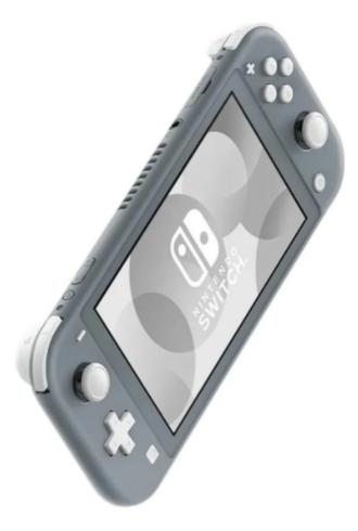 Nintendo Switch Lite 32gb Cinza + Película Fujifilm