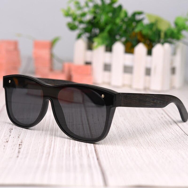 Óculos de Madeira Ambergris - Bobo Bird