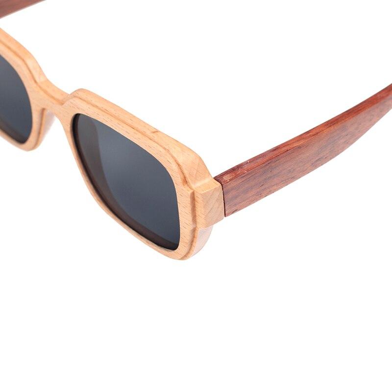 Óculos de Madeira Antigua - Bobo Bird