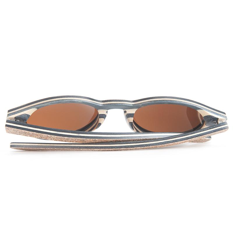 Óculos de Madeira e Cortiça Langkawi - Bobo Bird