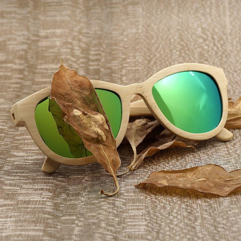 Óculos de Madeira Ficus - Bobo Bird