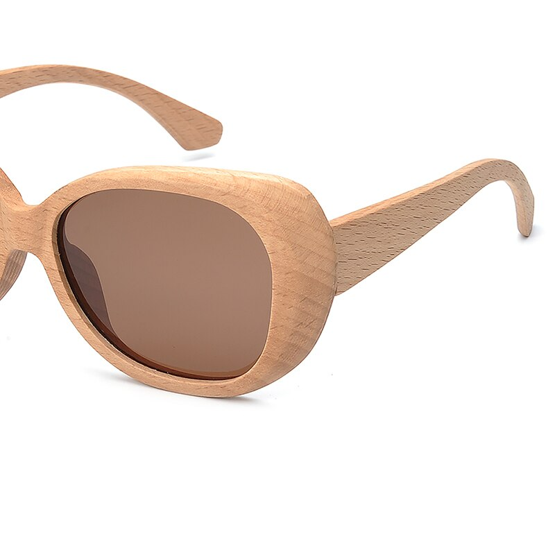Óculos de Madeira Granada - Bobo Bird