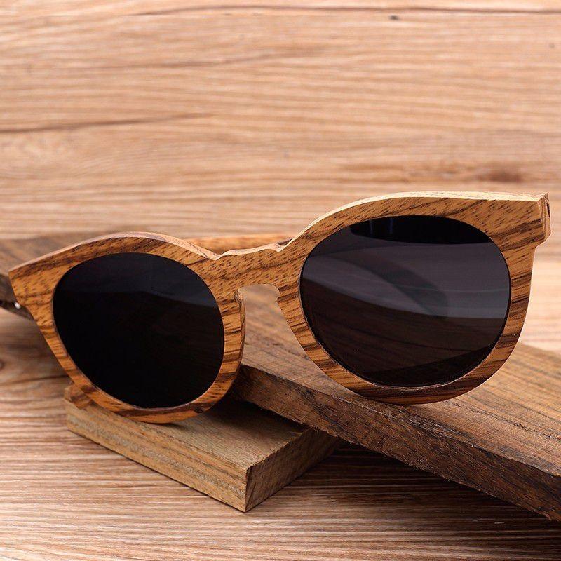 Óculos de Madeira Hayman - Bobo Bird