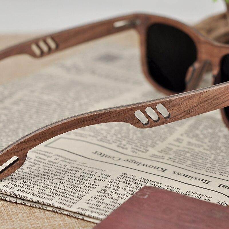 Óculos de Madeira Lefkada - Bobo Bird