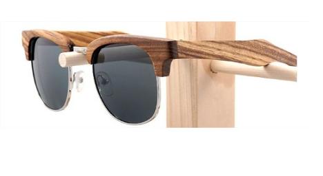 Óculos de Madeira Maui Clássico - Bobo Bird