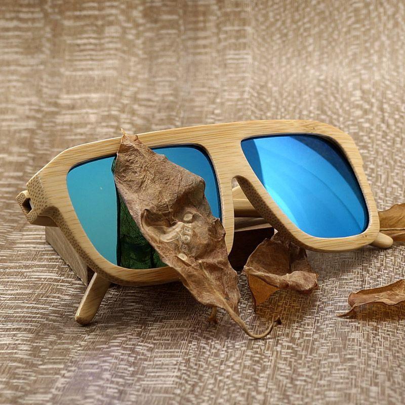 Óculos de Madeira Menorca - Bobo Bird