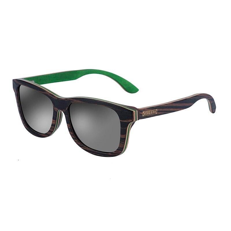 Óculos de Madeira Skopelos - Bobo Bird