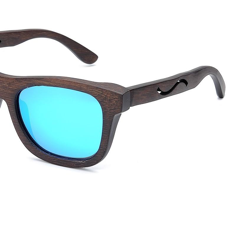 Óculos de Madeira Zanzibar - Bobo Bird