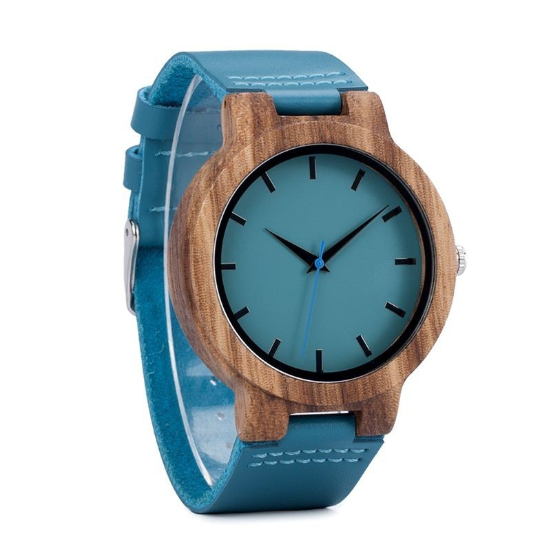 Relógio de Madeira Backer - Bobo Bird