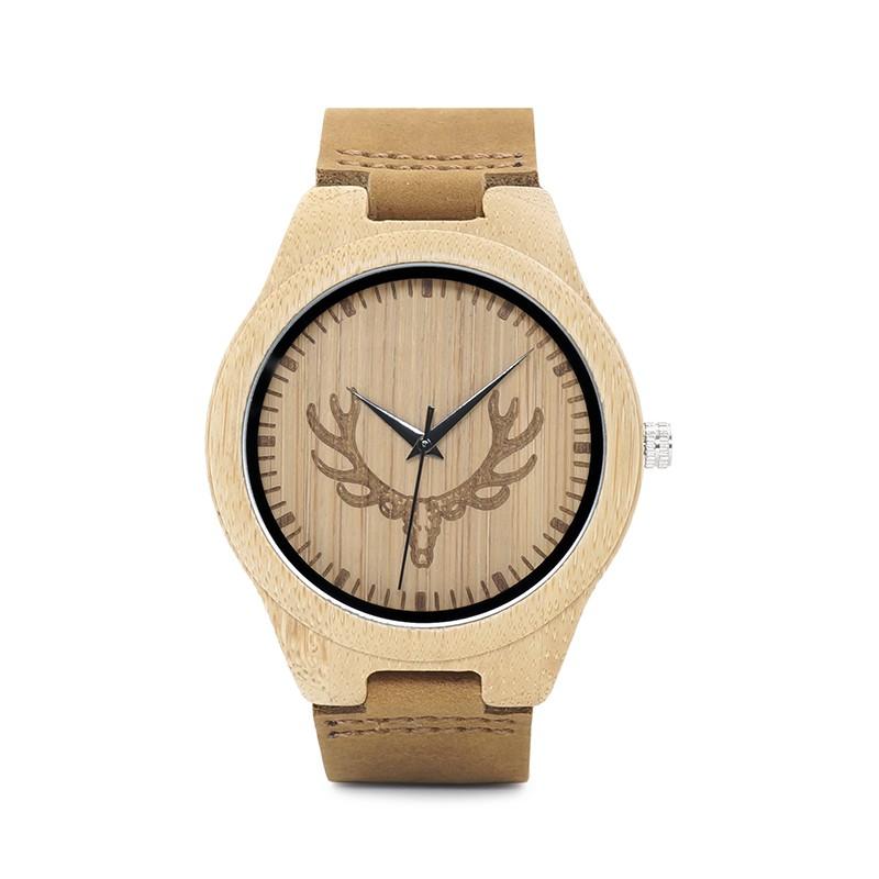 Relógio de Madeira Bedford - Bobo Bird