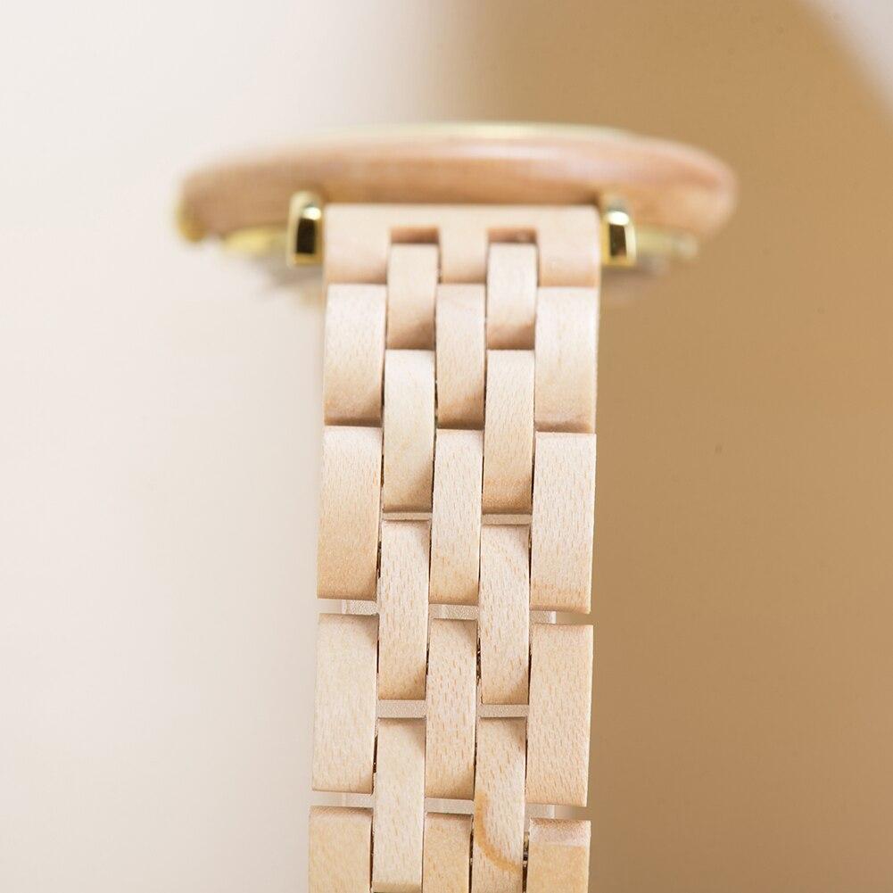 Relógio de Madeira Capsicum - Bobo Bird