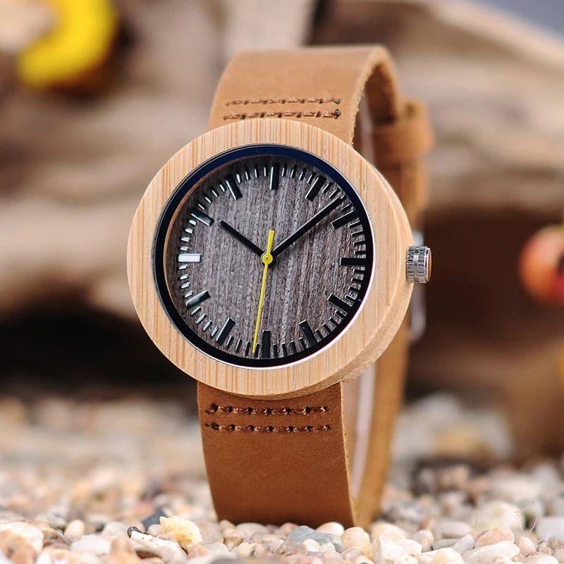 Relógio de Madeira Cariniana - Bobo Bird