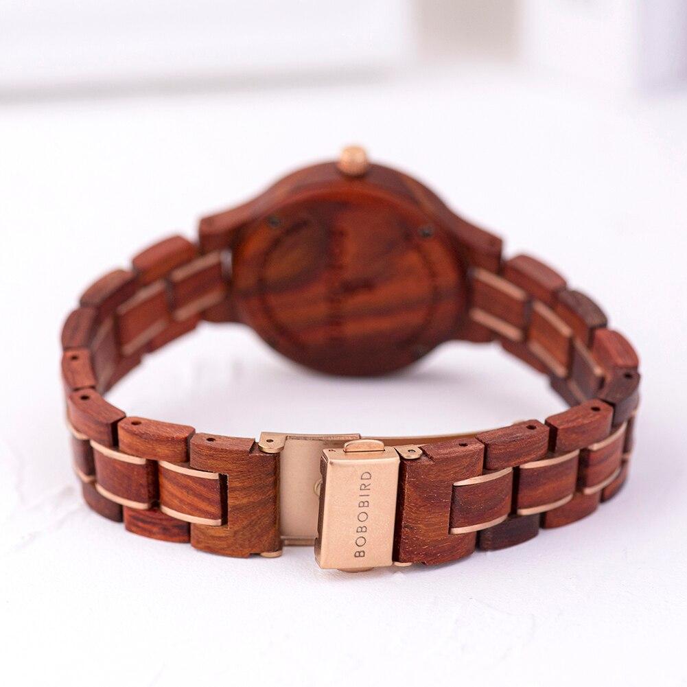 Relógio de Madeira Clavija - Bobo Bird