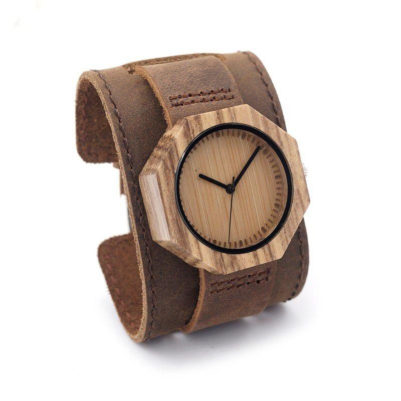 Relógio de Madeira Coumo - Bobo Bird