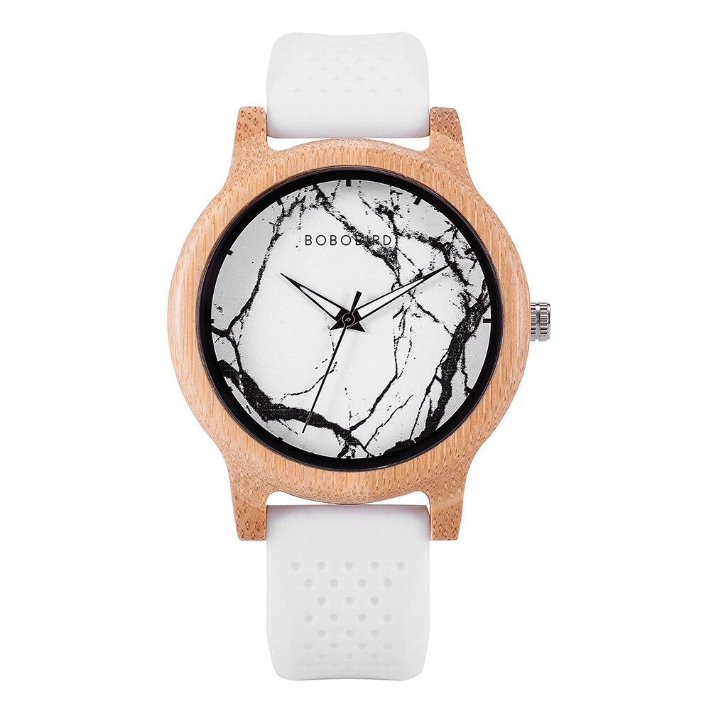 Relógio de Madeira Dolomita - Bobo Bird
