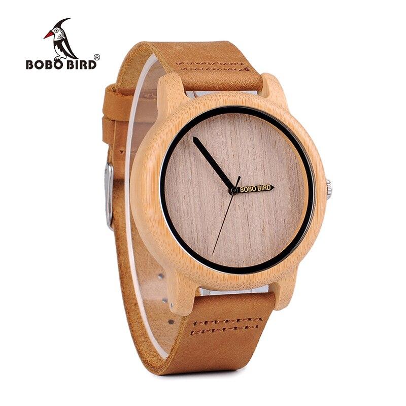 Relógio de Madeira Kapok - Bobo Bird
