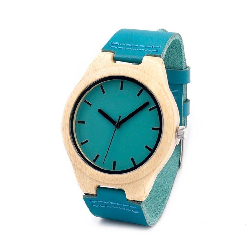 Relógio de Madeira Najevnik - Bobo Bird