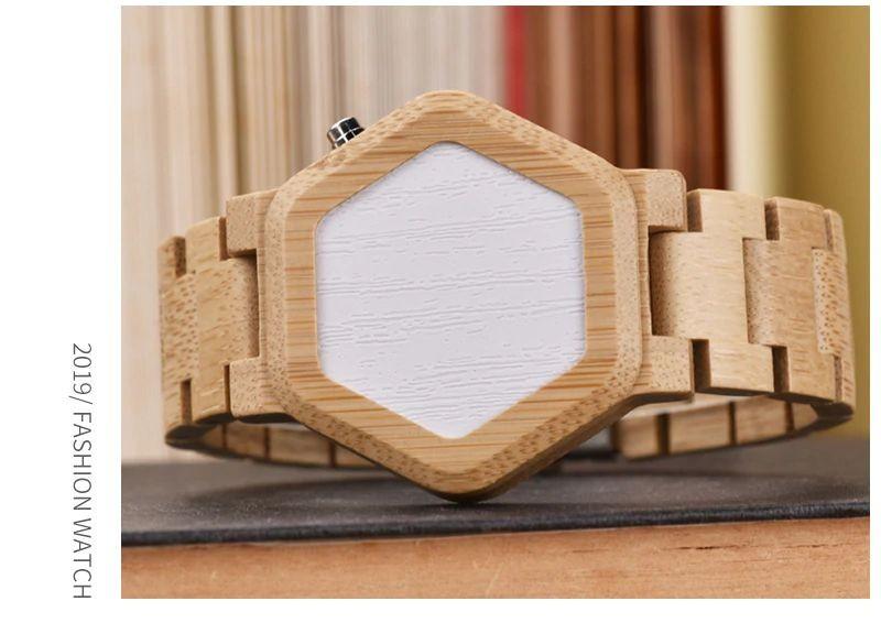 Relógio de Madeira Nastus - Bobo Bird