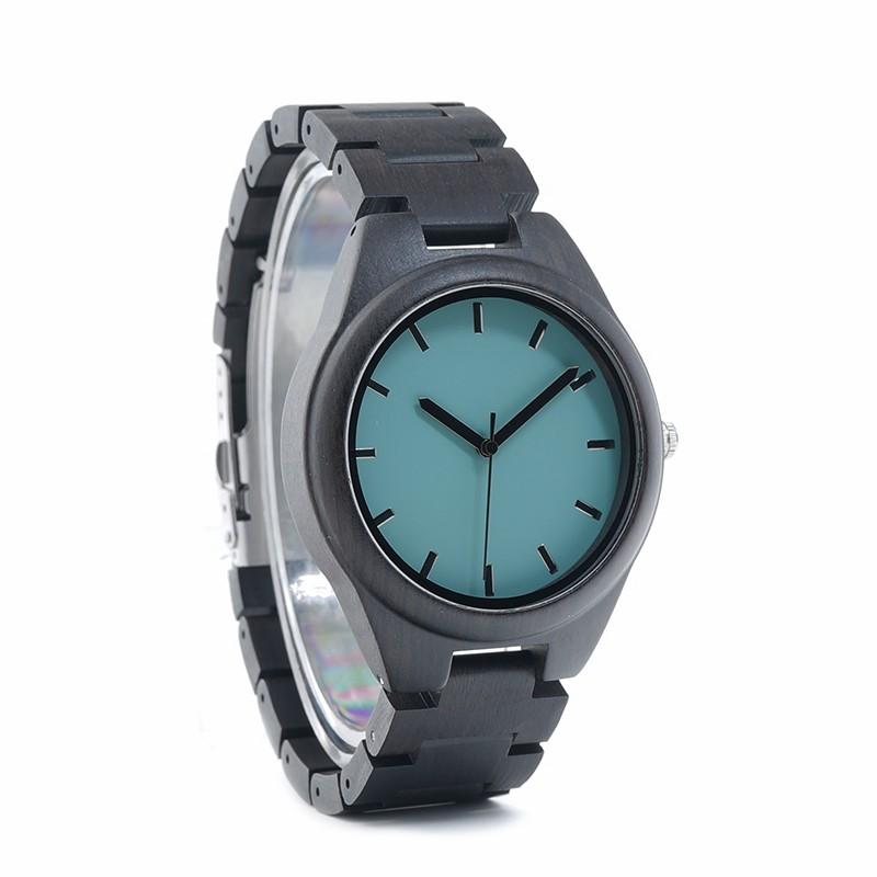 Relógio de Madeira Protium - Bobo Bird