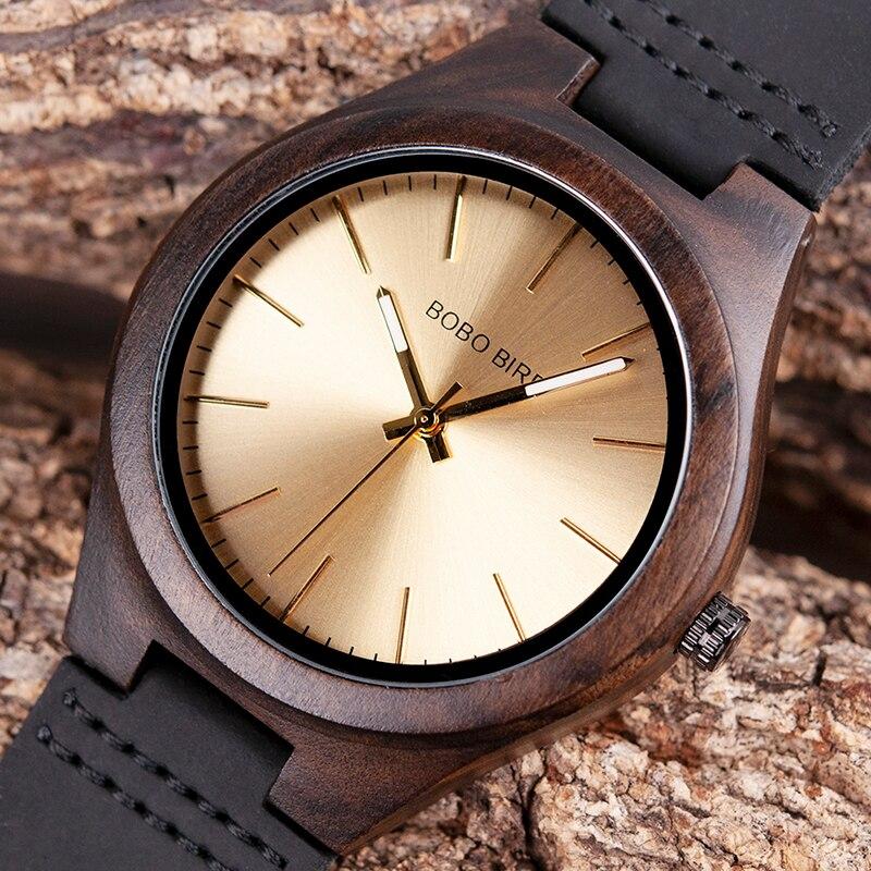 Relógio de Madeira Randia - Bobo Bird