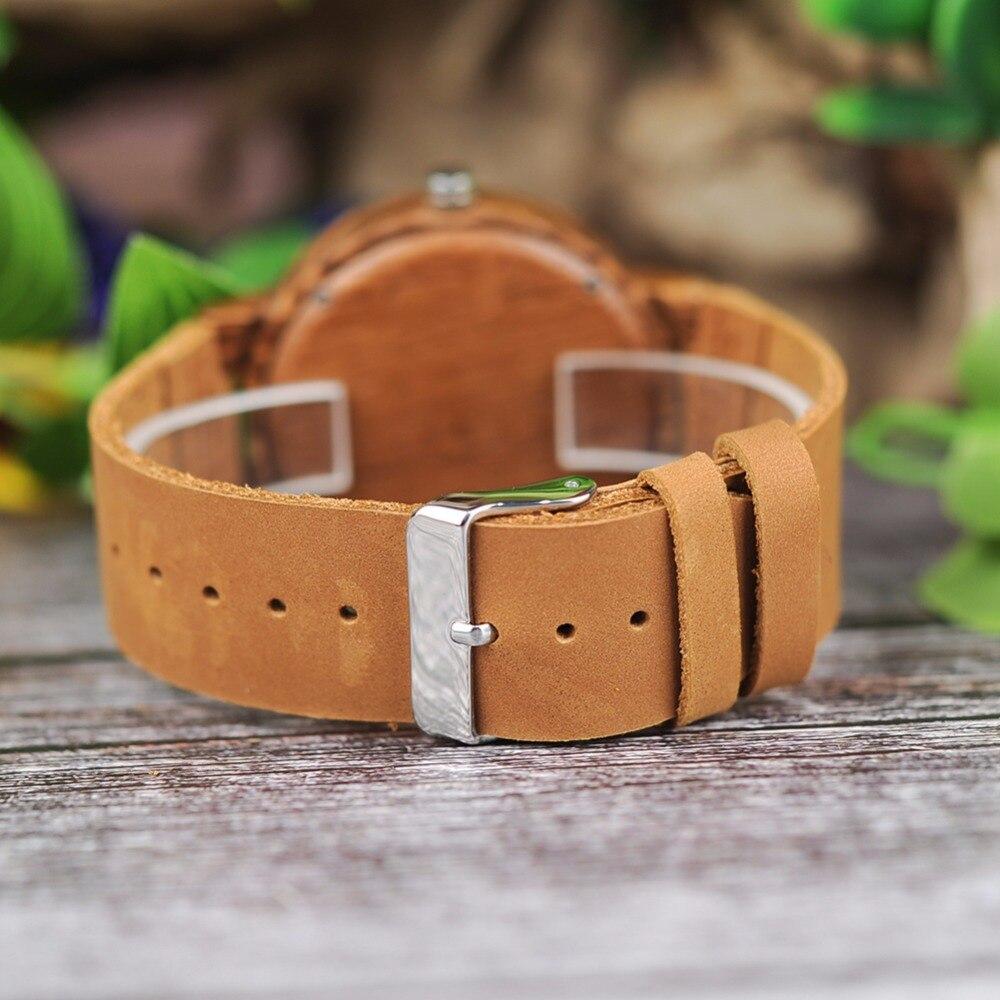 Relógio de Madeira Tecoma - Bobo Bird