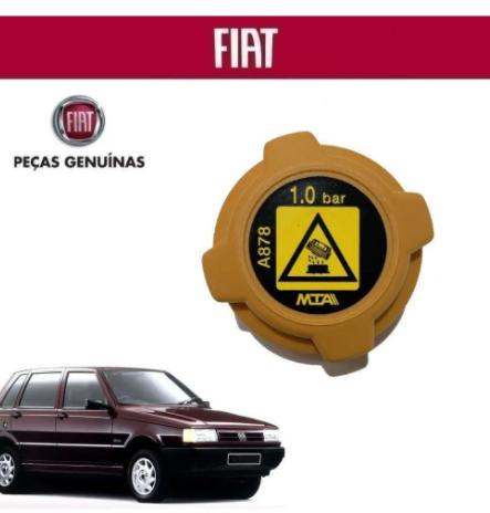 Super kit FIAT Filtro de AR/Filtro de combustível/Reservatório de Água com tampa