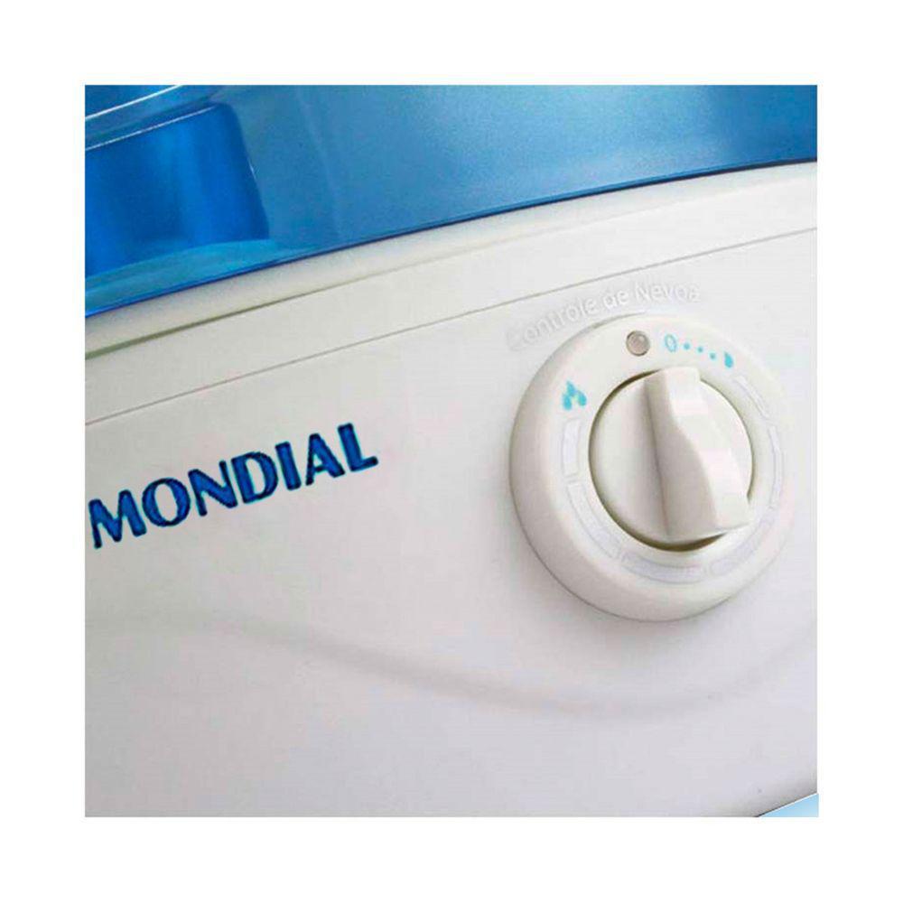 Umidificador de Ar Ultrassônico Fashion Air 2 Nua-02 - Bivolt - Mondial
