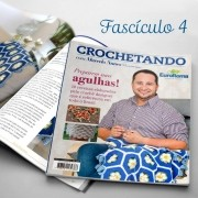 Apostila Crochetando Por Marcelo Nunes Fascículo 04