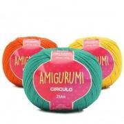 Fio Amigurumi - Circulo