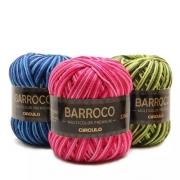 Linha Barroco Multicolor Premium