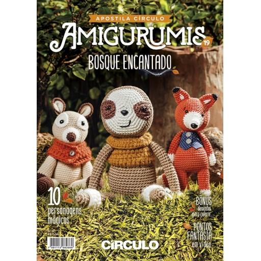 Apostila Amigurumis 19 – Especial Bosque Encantado