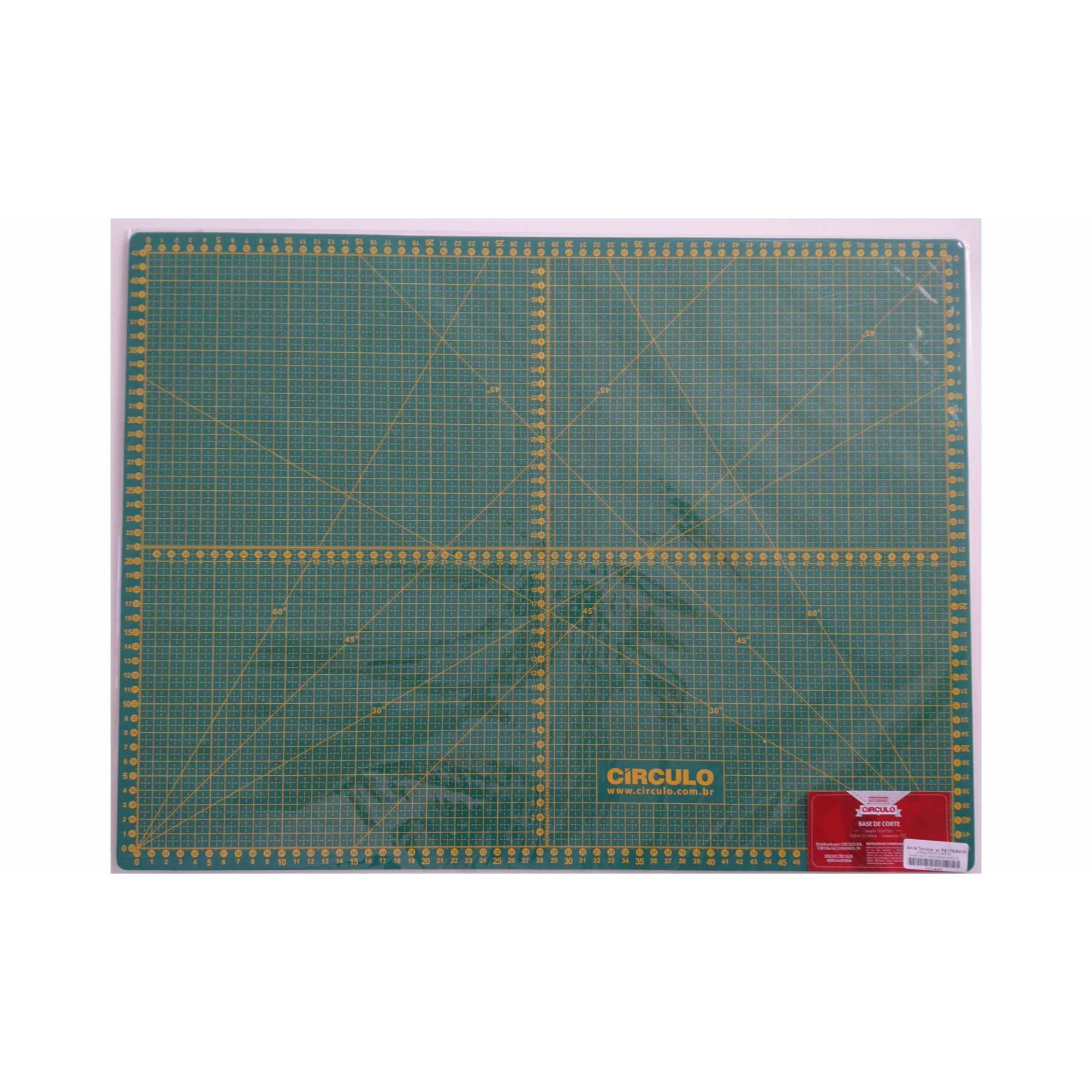 Base de Corte - Verde 60x45cm