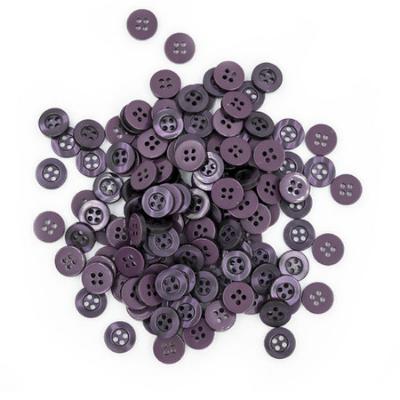 Botões Cintilantes - Tam 16 - 4 Furos
