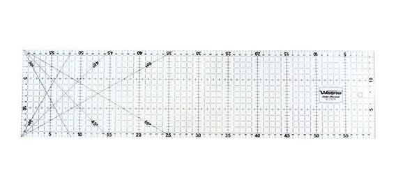 Régua Para Patchwork - 15x60